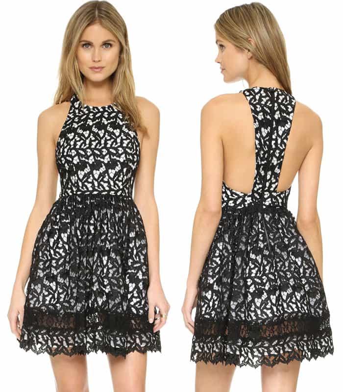 Alice + Olivia Mariel Dress