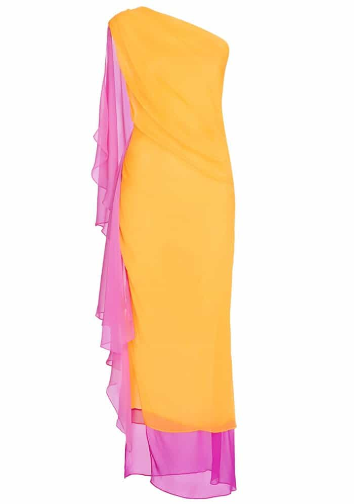 DVF Nori Goddess Dress