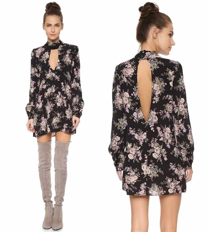 Flynn Skye Leah Mini Dress3