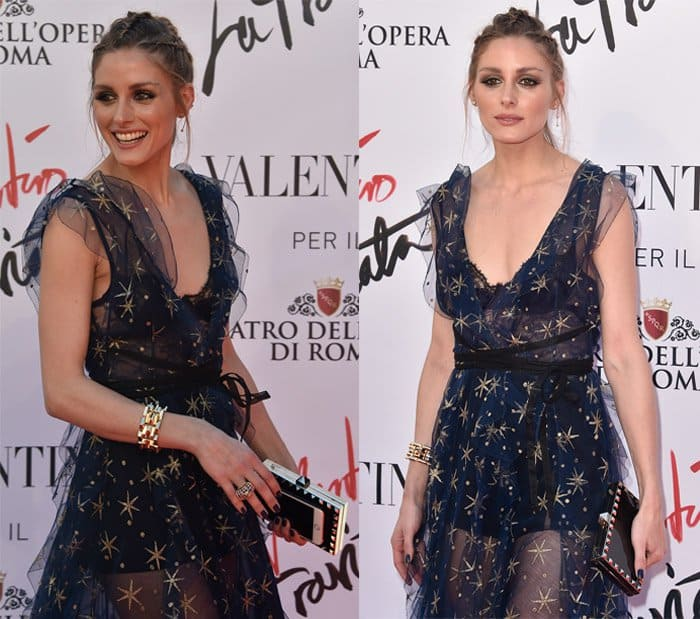Olivia Palermo Valentino Dress3