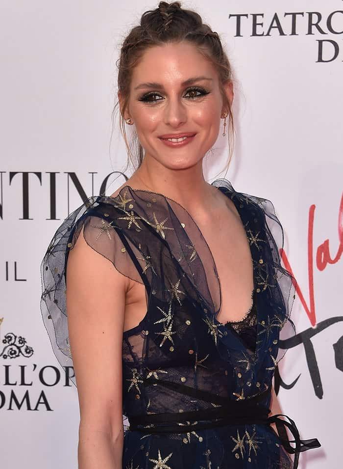 Olivia Palermo Valentino Dress4