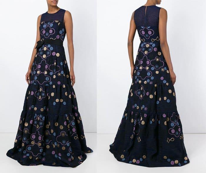 Peter Pilotto Phaidra Evening Dress