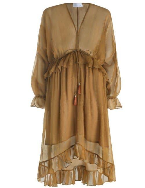 Zimmerman Chroma Drawn Dress