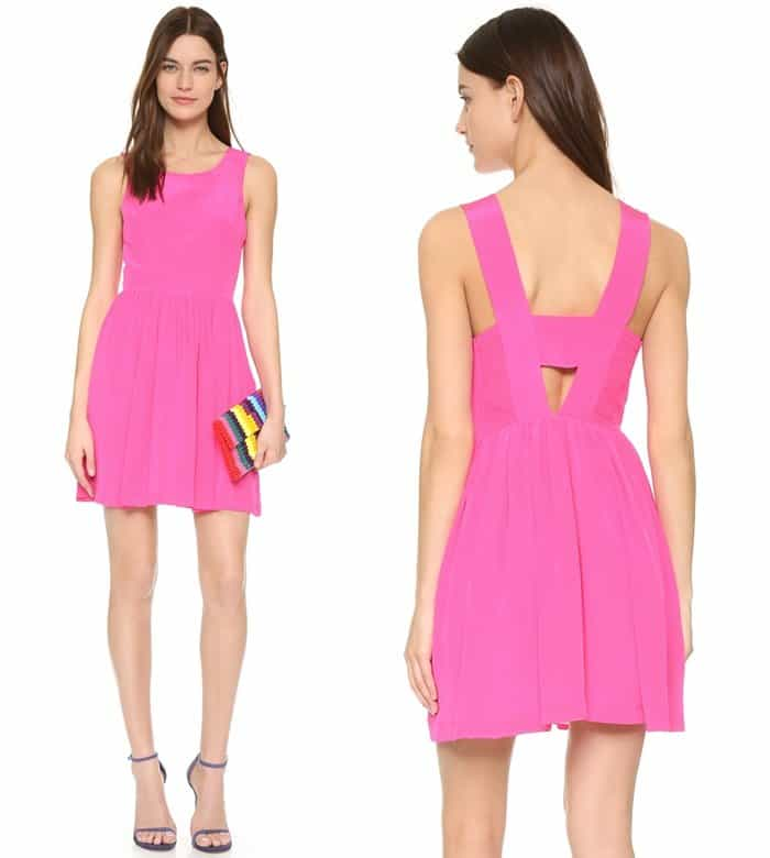 Amanda Uprichard Emmie Dress