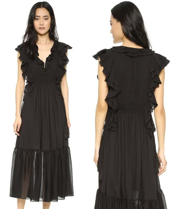 Apiece Apart Rafaela Maxi Dress