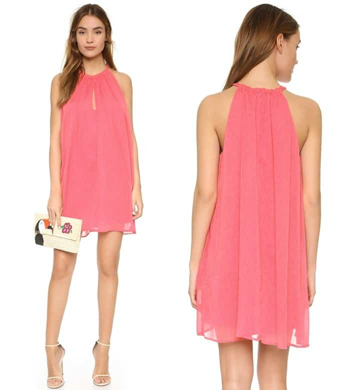 Cupcakes and Cashmere Sonoma Trapeze Dress