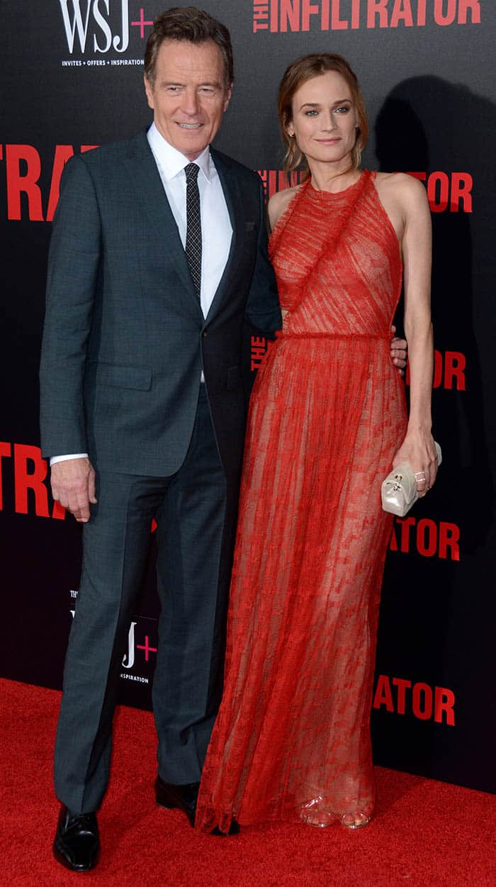 """The Infiltrator"" New York Premiere"