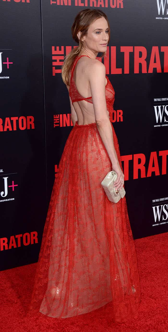 "Premiere of ""The Infiltrator"" - Arrivals"