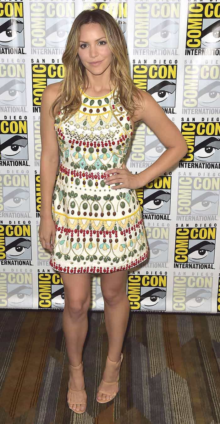 Comic-Con International: San Diego - 'Scorpion' - Photocall
