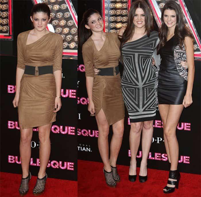 Kylie Jenner Style Evolution 2010_2