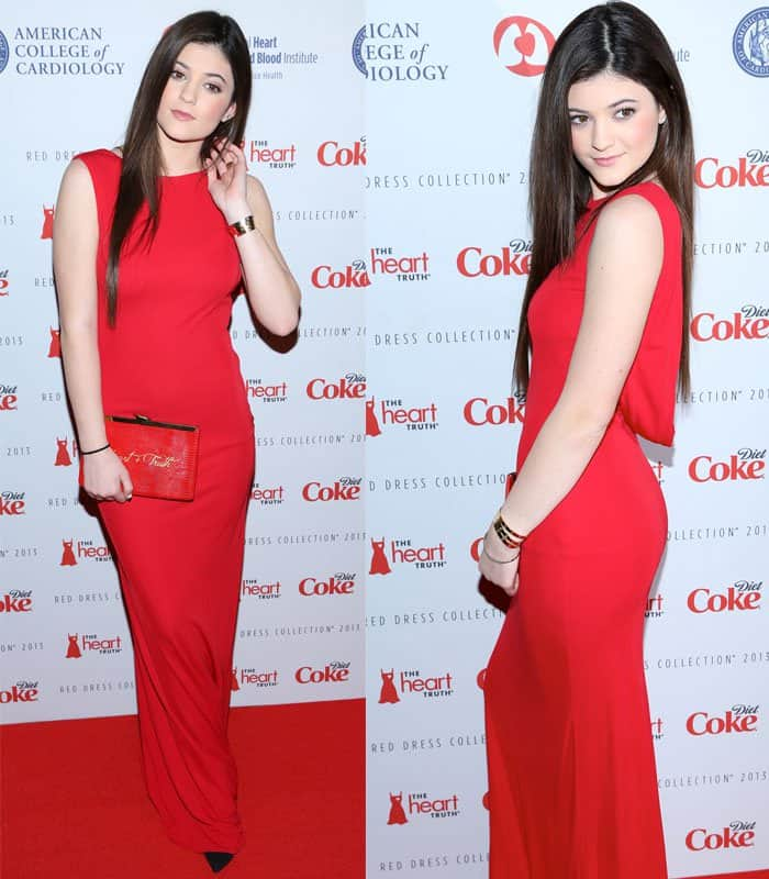 Kylie Jenner Style Evolution 2013_1