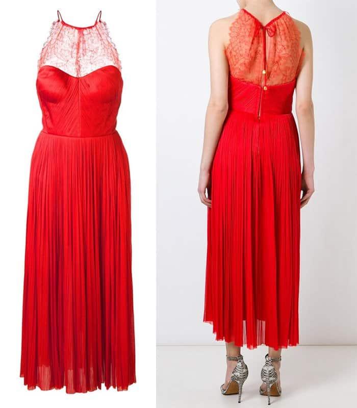 Maria Lucia Hohan Marbella Dress