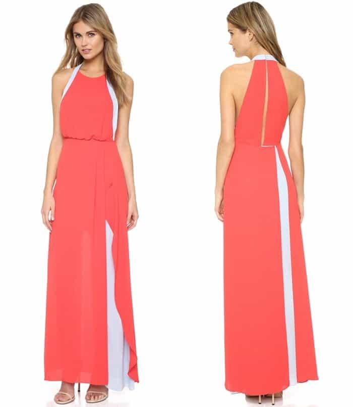 BCBGMAXAZRIA Camillia Gown3