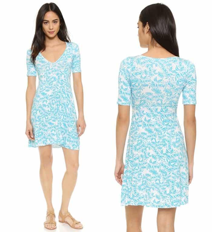 Clayton Naya Dress3