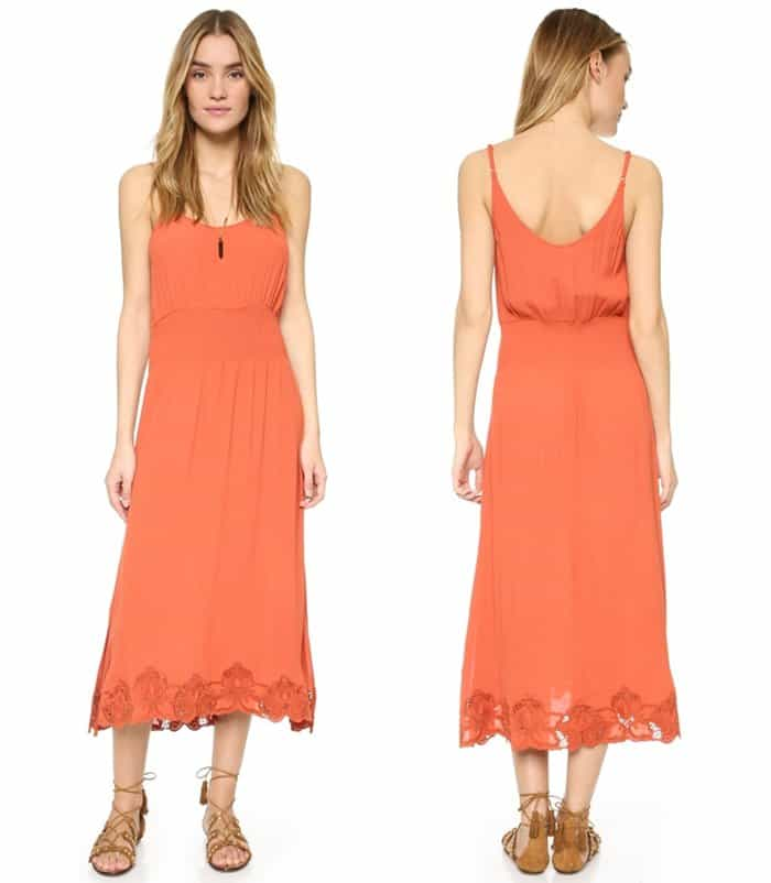 Knot Sisters Sahara Dress3