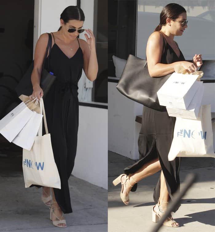 Lea Michele AYR The Niche2
