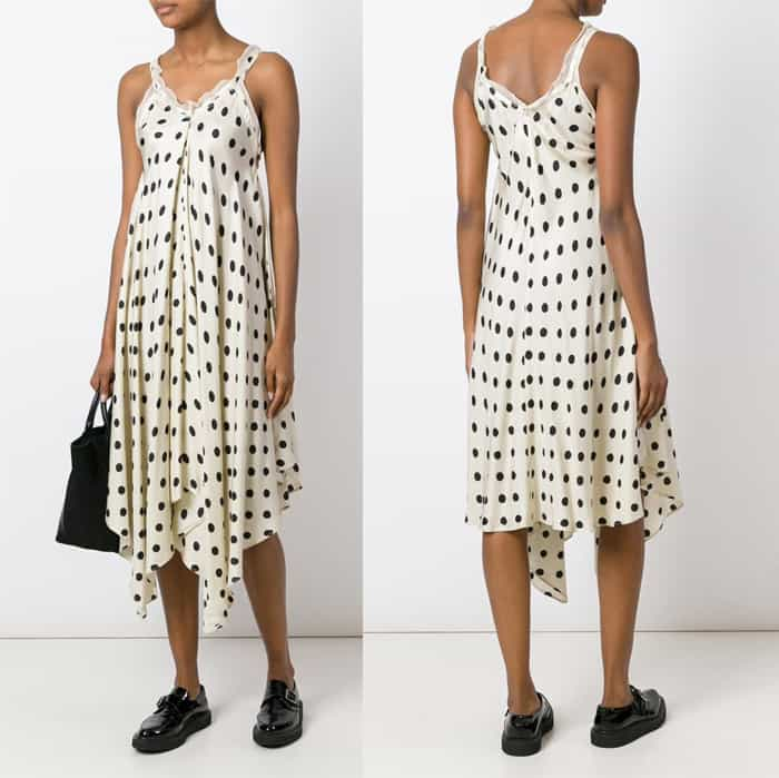 Marc Le Bihan Polka Dot Dress