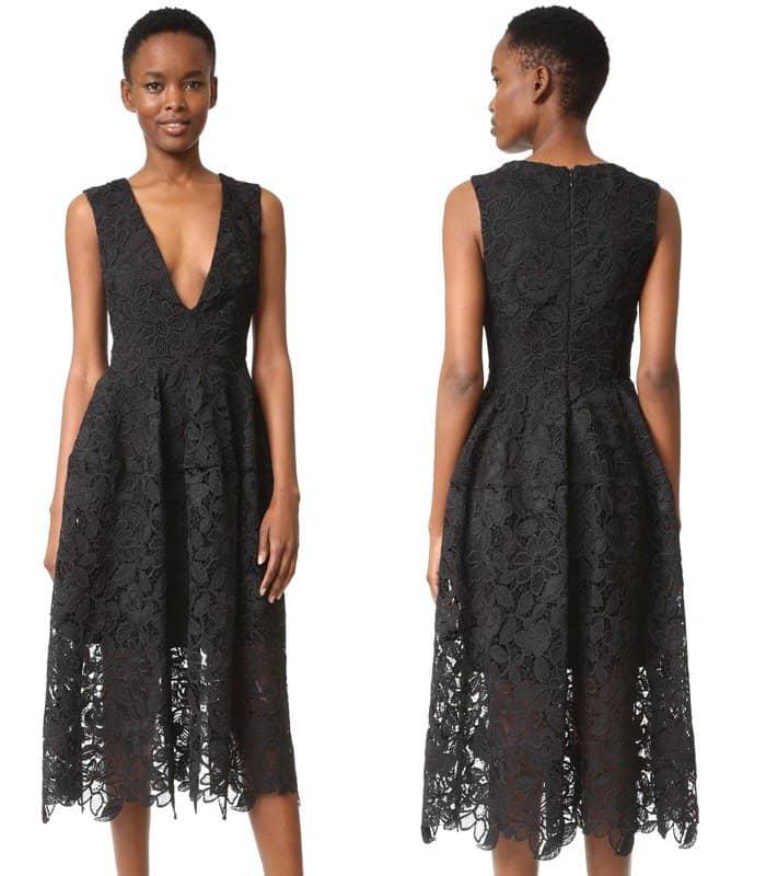Nicholas Wallpaper Ball Dress