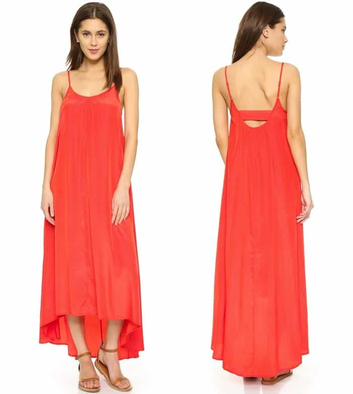 ONE by Pink Stitch Resort Maxu Dress2