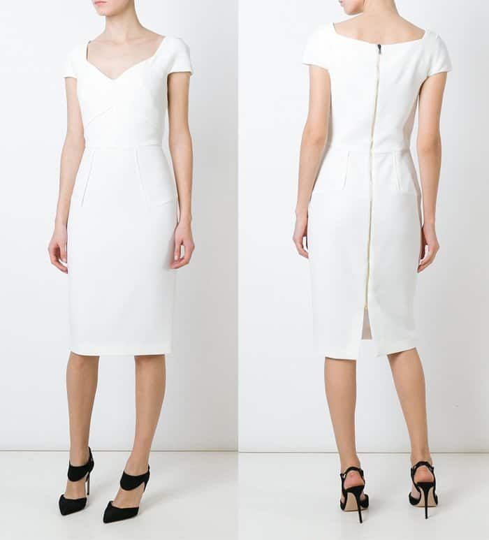 Roland Mouret Casson Dress