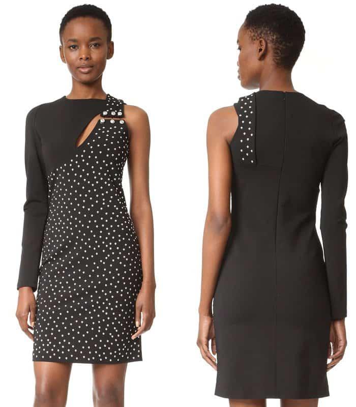 Versus One Shoulder Dress