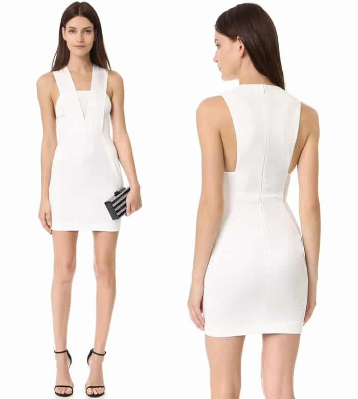AQ AQ Zeta Mini Dress3