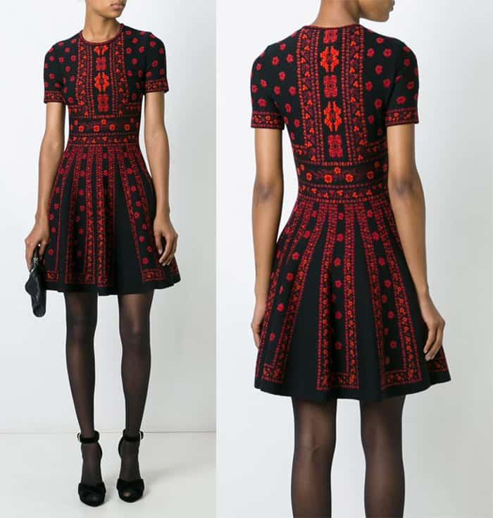 alexander-mcqueen-floral-knit-dress