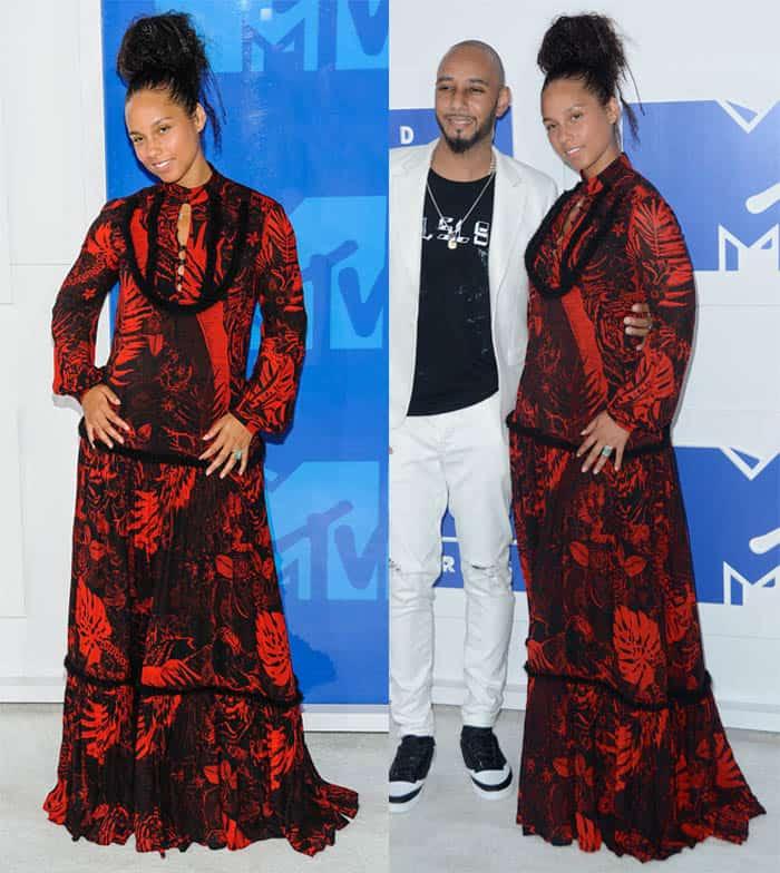 Alicia Keys MTV VMAs1