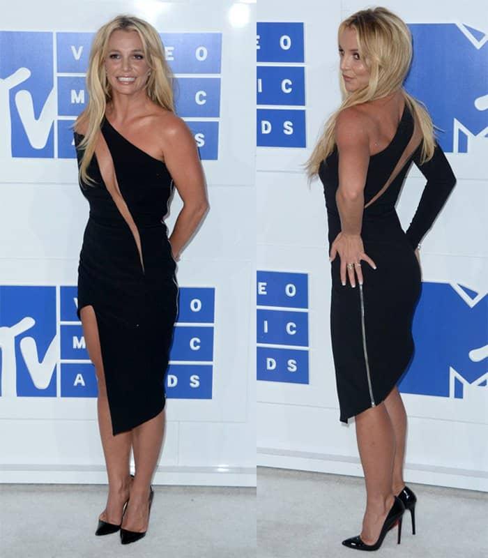 Britney Spears MTV VMAs1