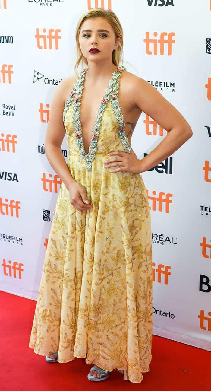 2016 Toronto International Film Festival - 'Brain On Fire' - Premiere
