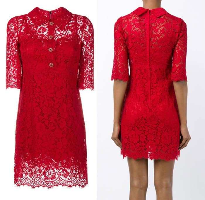 dolce-gabbana-lace-dress-with-embellished-buttons