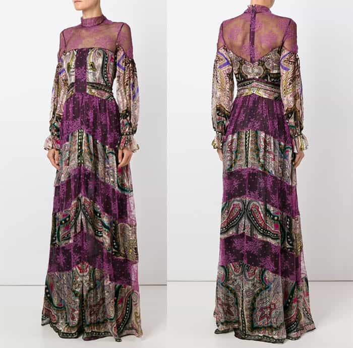etro-striped-paisley-print-lace-dress