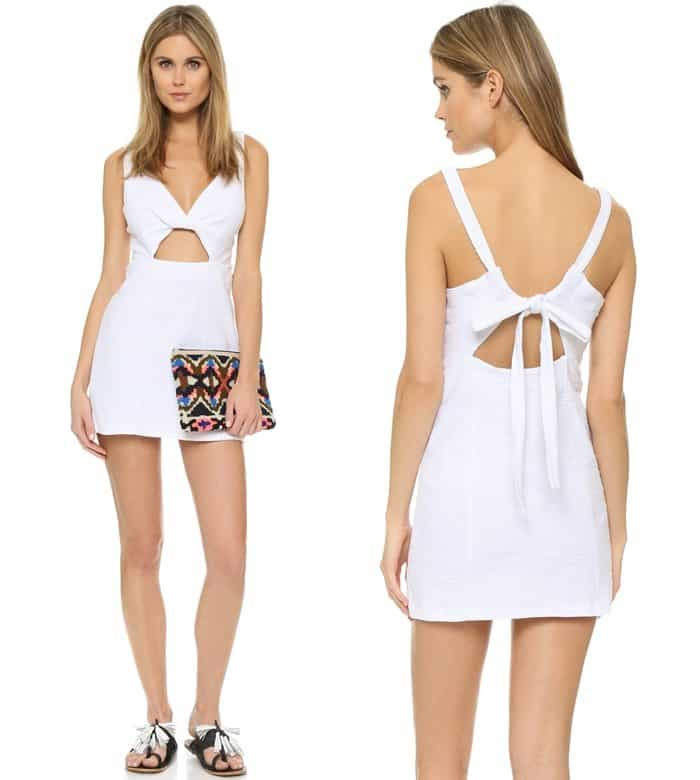 Free People Desert Dreamer Mini Dress3