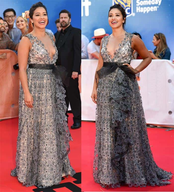 gina-rodriguez-badgley-mischka-gown2