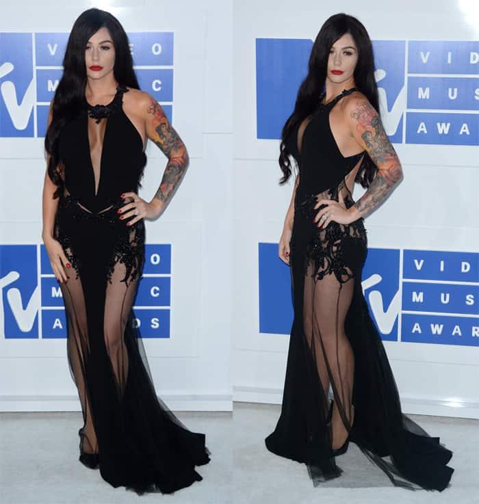 Jenni Farley MTV VMAs1