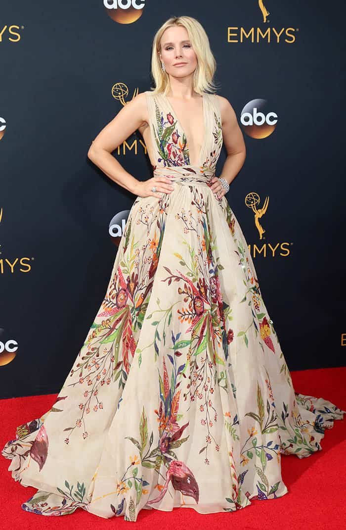 The 10 Best Red Carpet Dresses At The 2016 Emmy Awards