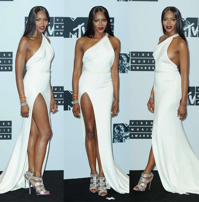 Naomi Campbell MTV VMAs1