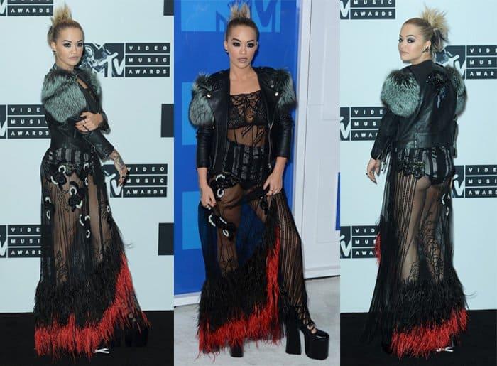 Rita Ora MTV VMAs1