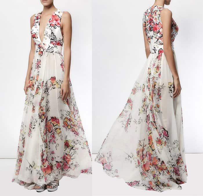 zuhair-murad-floral-print-flared-gown