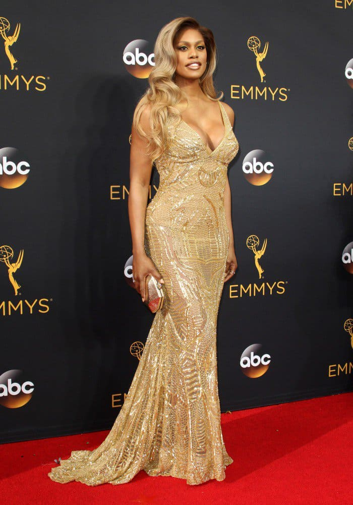 laverne cox emmy awards 2016