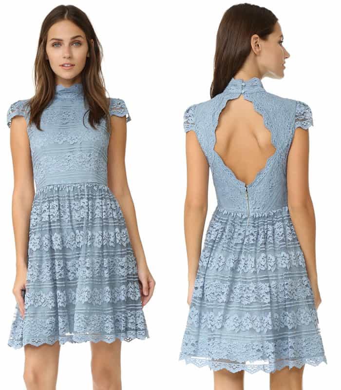 alice-olviia-maureen-cap-sleeve-dress