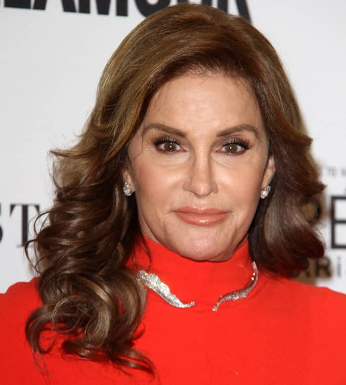 Caitlyn Jenner at the Glamour Women Of The Year Awards at NeueHouse in Hollywood on November 14, 2016