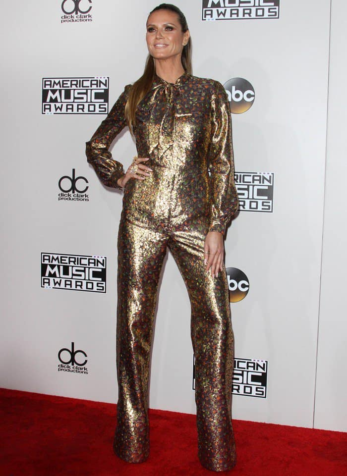 American Music Awards 2016 Arrivals