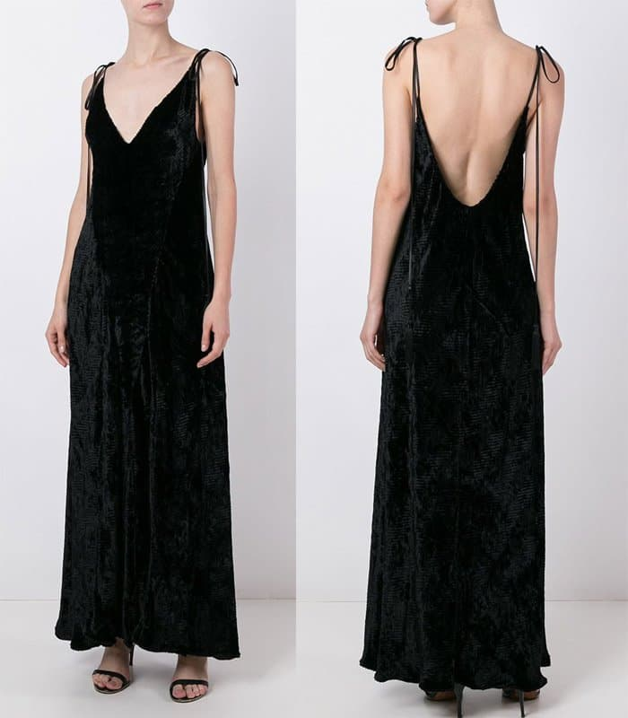 attico-long-velvet-dress