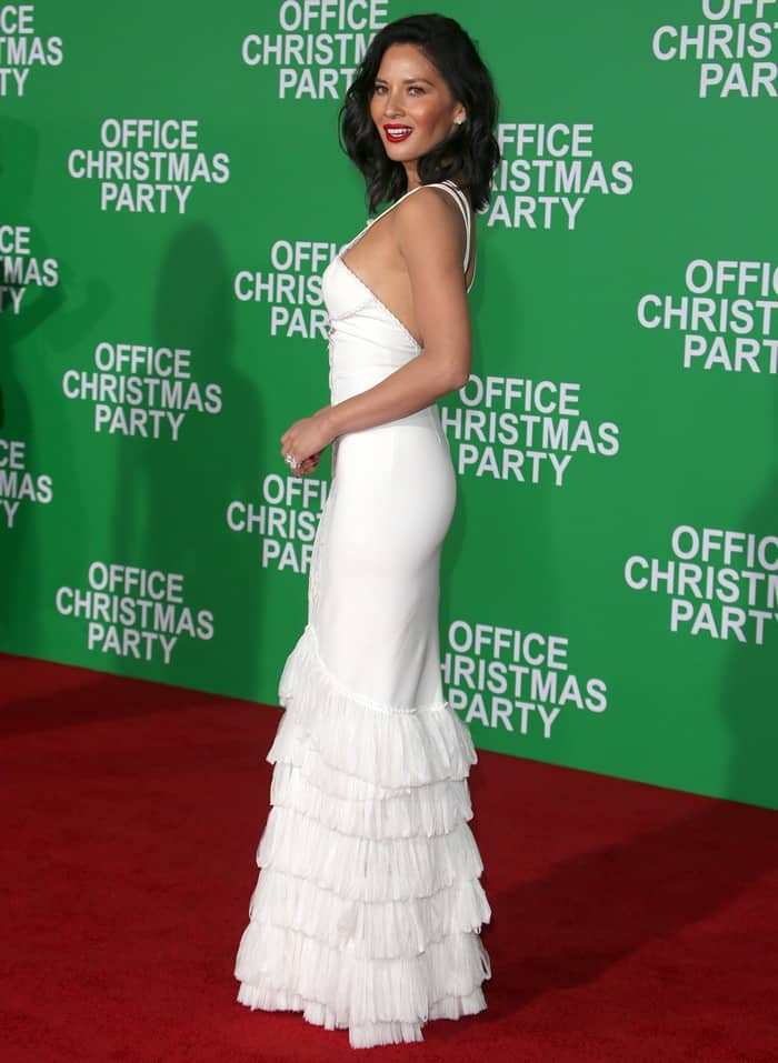 Premiere of Paramount Pictures' 'Office Christmas Party' - Arrivals