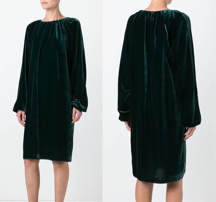 rochas-velvet-effect-dress