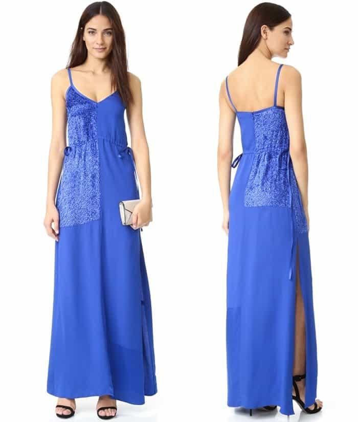 Kempner 'Petra' Maxi Dress