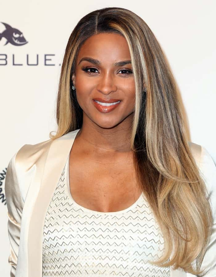Ciara Shares Her Pregnancy Glow And Growing Baby Bump In