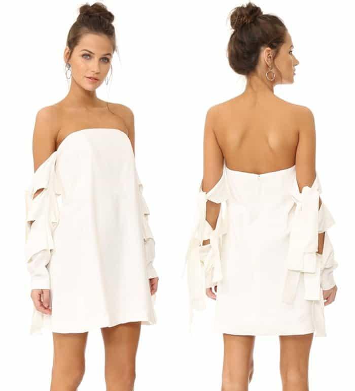 ISLA_CO Reverie Mini Dress