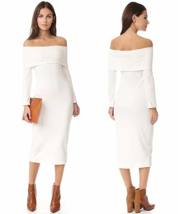 Rachel Pally Luxe Rib Welsy Dress